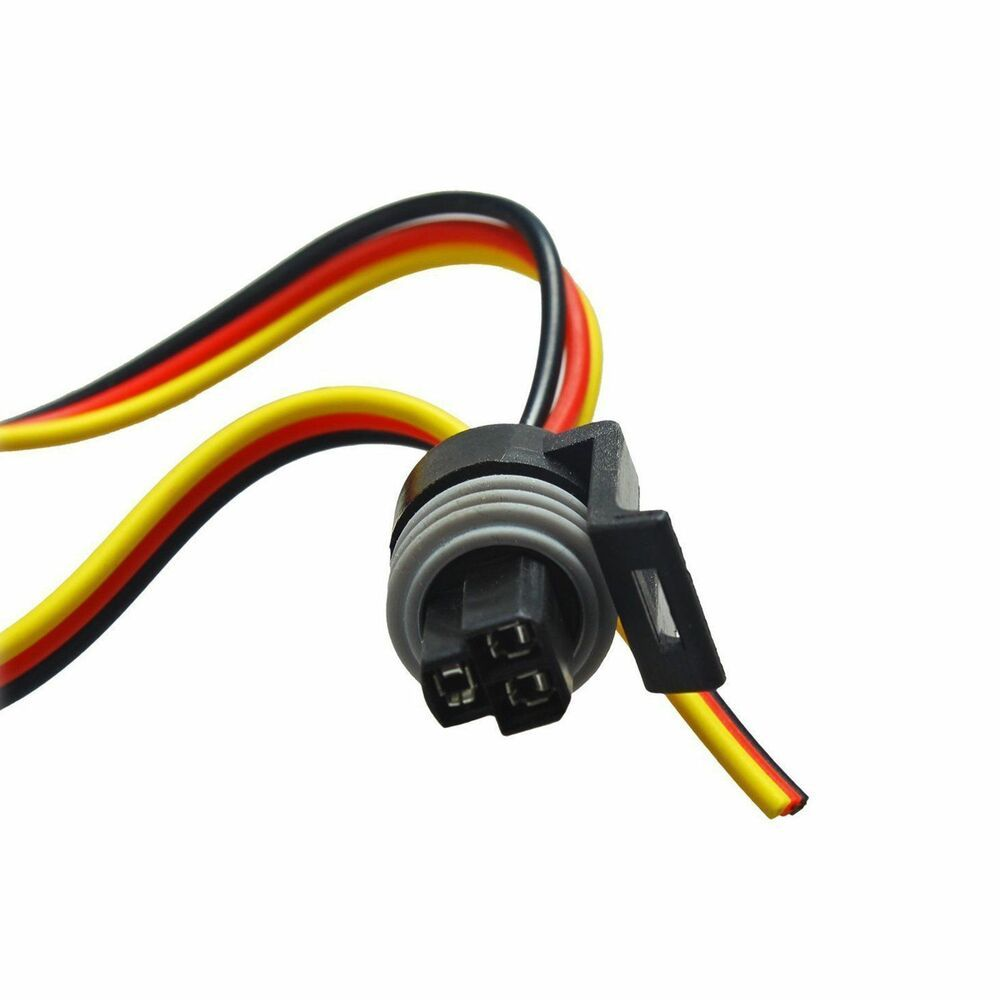 2X Pigtail Connectors of IPR + ICP Sensor Fit Ford E F Serie Ecolnine V8 7.3L