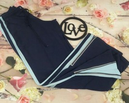 Gloria Vanderbilt Sport Pants M Medium Blue Rel... - $9.49