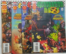 1995 Marvel Comics Minis Series Generation Next... - $12.00