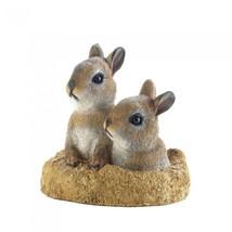 Peek a Boo Garden Bunnies Décor - $24.00