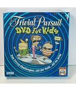 Trivial Pursuit DVD for Kids Board Game 2006 Season 1 Ages 8-12 New In Box  - $10.88