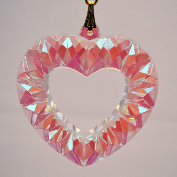 Crystal heart 1263 50ab04