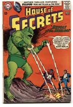HOUSE OF SECRETS #72 comic book -ECLIPSO DC sci-fi - $37.83