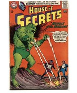 HOUSE OF SECRETS #72 comic book -ECLIPSO DC sci-fi - $37.83