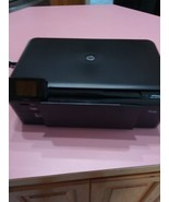 HP Photosmart D110 Series All in One Inkjet Printer With Power supply - $78.09