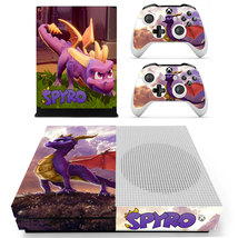 Spyro xbox one S console and 2 controllers - $15.00