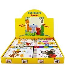 "Learn & Play Board Book I | 6""x 6"" | 4-Title - $9.99+"