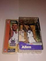 Milwaukee Bucks Ray Allen McFarlane Sports Figure - $19.79