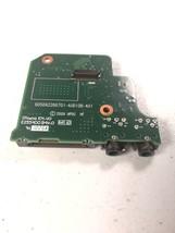 HP EliteBook 17' 8740w Genuine Audio Jack Card Reader Board 6050A2266701 - $10.61