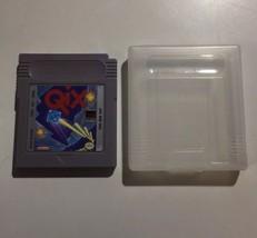 Qix Nintendo Game Boy Vintage 1990 Game Cartridge Only - $9.89