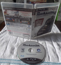Rocksmith -- 2014 Edition game only no cable PS3 (Sony PlayStation 3, 2013) - $16.95