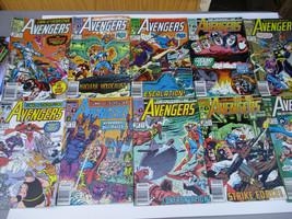 Marvel Avengers comic book LOT 293 294 302 303 305 306 307 308 311 312 3... - $66.01