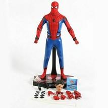 31cm Avengers Spiderman Home Coming Actionfigur Comics Sammlermodell Spielzeug - $135.56+