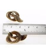 Vintage 9 Carat Gold Stud Earrings - $91.53