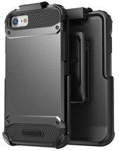 iPhone 7 Belt Clip Case, Premium Tough Protection w/ Holster - Scorpio R... - $16.24