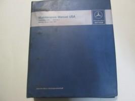 1981 Mercedes Passenger Car Service Repair Manual Factory OEM Book Volum... - $277.15