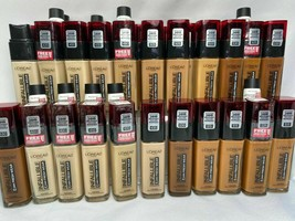 L'Oreal Infallible Foundation Makeup Fresh Wear CHOOSE YOUR SHADE - $3.59+