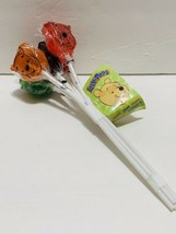 Disney Parks Exclusive Winnie The Pooh Lollipop Set New Sealed - $14.69