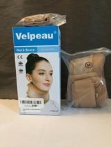 Velpeau Neck Brace Foam Cervical Collar Beige Medium - New In Box - $15.00