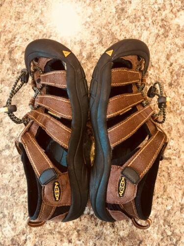 KEEN Brown Unisex H2O Water Sports Sandals Sz 5  #191