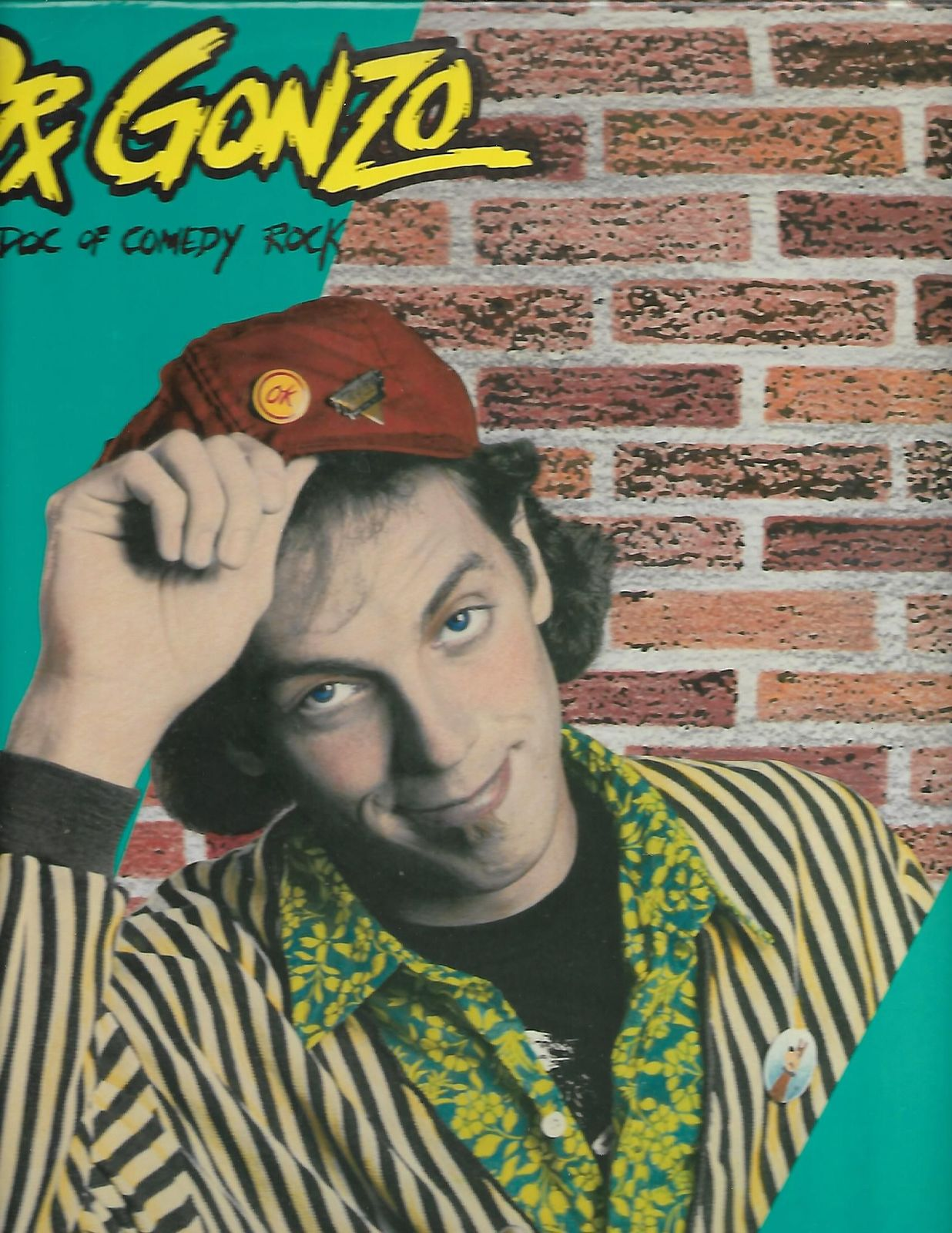 Dr. Gonzo (5) – The Doc Of Comedy Rock