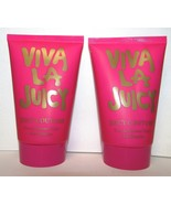 2 Pc LOT--VIVA LA JUICY 8.4 (2x4.2oz Each) Shower Gel (Very Fresh) - $17.89