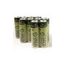 10 AA NiMH Batteries for Rechargeable Battery Tube (item 9018684) - $43.63