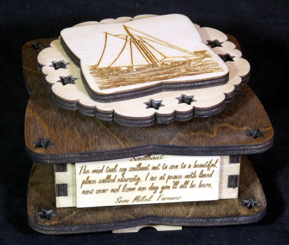 Sailboat Music Box image 5