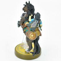 Nintendo The Legend of Zelda Breath of the Wild Link Hooded Rider Loose Amiibo image 3