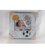 """Fetco Home Decor Tiny Miracles 6"""" x 4"""" Photo Frame - New - Our Little Ro... - $21.84"""