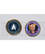 Future Space Force Pilot Personalized  Coin - $13.64