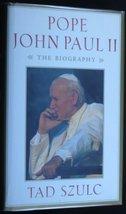 Pope John Paul II Szulc, Tad - $8.06
