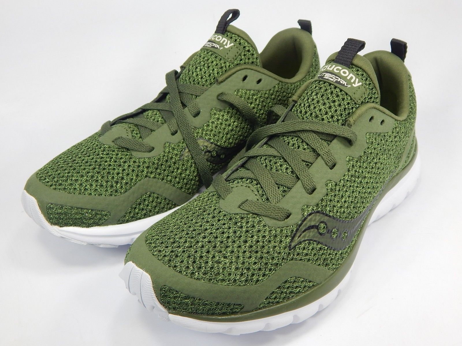 Saucony Liteform Feel Women's Running Shoes Size US 8 M (B) EU 39 Olive S30008-9