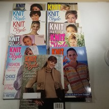 Knit 'N Style Magazines Lot of 12 Issues - $25.22