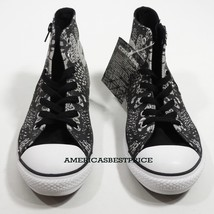 CONVERSE NEW JUNIORS CHUCK TAILOR ALL STARS SNEAKERS SHOES UNISEX NWT CA... - $30.85