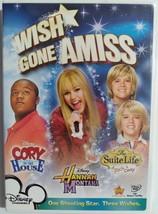 DVD  -  WISH  GONE  AMISS  -  ( HANNAH  MONTANA )  -  MOVIE - $3.00