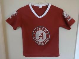 True Vintage NCAA Alabama Crimson Tide Youth Medium Football Jersey by F... - $11.55
