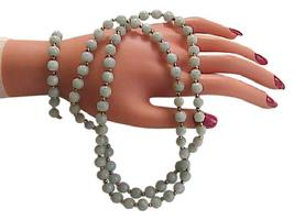 14k Yellow Gold Jadeite Jade Necklace & Bracelet Set - $650.00
