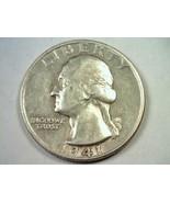 1941 WASHINGTON QUARTER DOUBLE DIE REVERSE XF EXTRA FINE EF EXTREMELY FI... - $55.00
