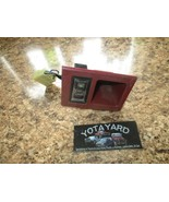 84-87 TOYOTA 4RUNNER PICKUP MAROON CUBBY & REAR DEFROST SWITCH 55441-891... - $54.45