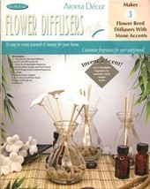NEW LIFE OF THE PARTY: FLOWER DIFFUSERS KIT AROMA/DECOR (CUSTOMIZE YOUR ... - $23.36