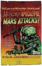 Steve Jackson Games Munchkin Apocalypse Card Game - $6.21