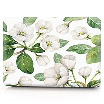 MacBook Air 11 Inch Case and Keyboard Protector,XYX Flower Series Ultra Slim Lig - $17.81