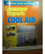 Consumer Report July 1989 Japan's Best Acura Legend, Mazda 929, Maxima, ... - $8.99