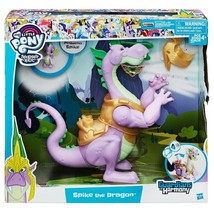 My Little Pony Guardians of Harmony Spike the Dragon NIB/Sealed - $29.99