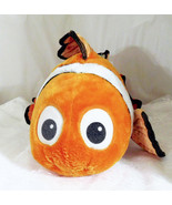 "Disney Finding Nemo - NEMO - 12"" High with Fins x 18"" Long with Fins Plu... - $14.01"