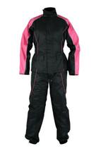 Bike Apparel Women's Rain Protection Hot Pink Rain Suit by Daniel Smart Mfg - $89.95