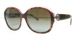 New Authentic Michael Kors MK6004 Kauai HAVANA/PURPLE Sunglasses 59-17-135 - $65.04