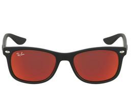 Ray-Ban Junior Sonnenbrille RJ9052S Schwarz - $65.95