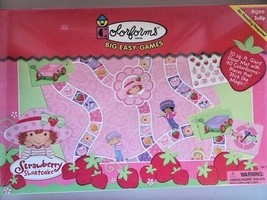 Strawberry Shortcake - Colorforms - Big Easy Game -=NEW & FREE Shipping=- - $18.95